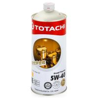 Масло мот. TOTACHI 5w40 Grand Tourining  6л. (по 1 литру) АКЦИЯ